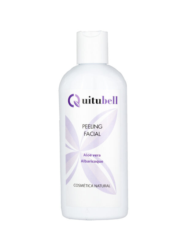 peeling facial natural quitubell