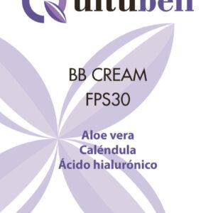 bb cream fps30 natural quitubel