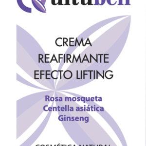 crema reafirmante efecto lifting