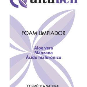 foam limpiador quitubell natural
